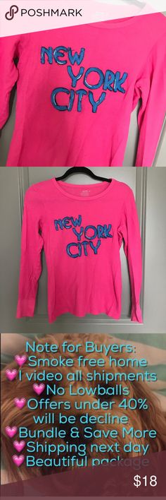 SALE/PRICE FIRMNYC BUBBLEGUM PINK SWEATER Condition: EUC, No flaws Smoke free home No trades, No returns No modeling  Shipping next day I LOVE OFFERS, offer me! BUNDLE and save more All transactions video recorded to ensure quality.  Ask all questions before buying (84#) Old Navy Sweaters Crew & Scoop Necks