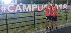 Dos jóvenes de la Escuela Municipal de La Costa abrazan al sueño olímpico - Noticias