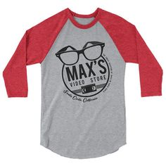A stylish spin on the classic baseball raglan. The combed cotton blend makes it super soft, comfortable, and lightweight. Movie Gift, Lost Boys, Raglan Shirts, Gifts For Boys, Ark, Gotham, Cricut, Fandom, Fashion Outfits