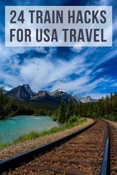 24 Train Hacks From An Amtrak Expert   USA Travel Tips   How To Save Money On Rail Travel   Essential Life Hacks   Frugal Living Tips