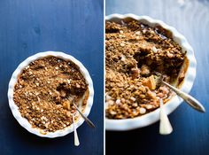 Hummingbird High: Apple Crisp