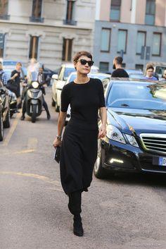 Konca Aykan  ,  Milan , Sep 2013