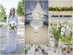 Green White Botanical Wedding Ashanti South Africa (32)
