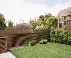 Fence/yard * Dwell — Praise the Roof - Ike Edeani