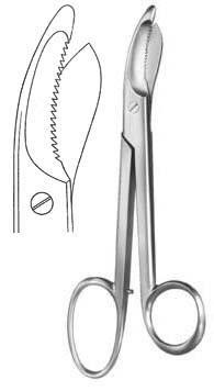 Bruns Plaster Scissors