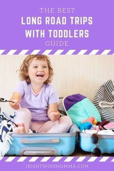 Long Road Trips with Toddlers- This guide provides some of the best tips from a mom with Irish Twin boys that she uses often to save her sanity. Parenting Toddlers, Parenting Books, Parenting Advice, Toddler Travel, Travel With Kids, I Spy Books, Irish Twins, Positive Discipline, Toddler Discipline