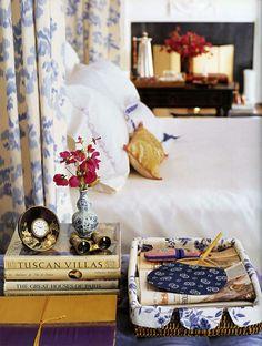 C'est la belle vie - Charlotte Moss, interior designer....