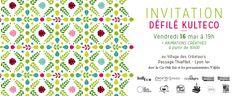 Invitation défilé 2014