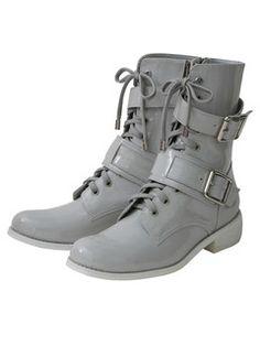 NINE (Nine), Shop | [NINE] lace-up work boots