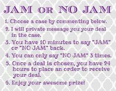 Jam or no jam