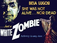 An early horror film that tells the story of a young woman's transformation into a zombie at the hands of an evil voodoo master, Béla Lugosi. White Zombie is the first feature length zombie film.