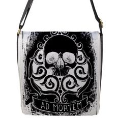 Messenger Bags by Stuff of the Dead