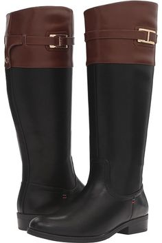 Shop for Francel by Tommy Hilfiger at ShopStyle. Golden Shoes, What A Girl Wants, Fall Collections, Signature Logo, 1 Oz, Shoe Game, Shoe Collection, Me Too Shoes, Rubber Rain Boots