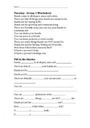 ESL Printables: English worksheets, lesson plans and other resources