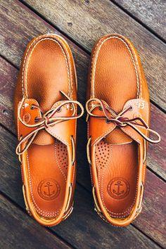 Sailor's Rum | Kiel James Patrick boat shoes