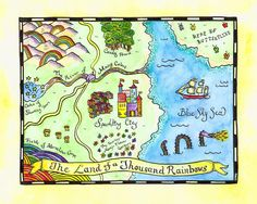 The Explorers Notebook: Fantastical Cartography: Maps and Artwork From Imaginary Places: FantaSci-tastic!