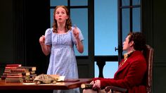 Tom Stoppard's Arcadia at Yale Rep