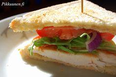 Pikkuunen: Club sandwich Sandwiches, Club, Drink, Eat, Food, Beverage, Eten, Paninis, Drinking