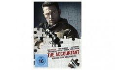 [Vorbestellen]  The Accountant (Steelbook) (exklusiv bei Amazon.de) [Blu-ray] [Limited Edition]
