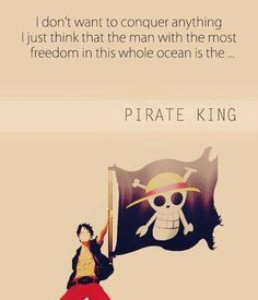 Well said!! #OnePiece