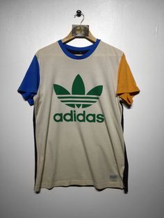 Adidas T-Shirt Medium (Fits Oversized)