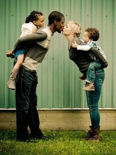 Interracial love interracial marriage biracial children  bmww