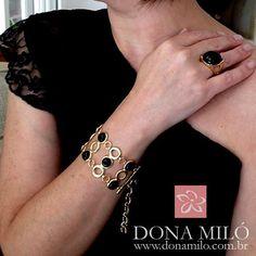 Acessórios #Semi joias #Dona Miló