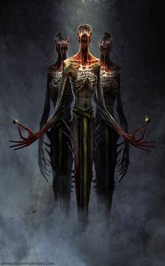 Precipice: The Dark Choir by DylanPierpont.deviantart.com on @deviantART