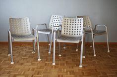 Original Hans Coray Landi-Stühle (Landi Chairs) Cool Chairs, Designer, Dining Chairs, Vintage, The Originals, Furniture, Home Decor, Decoration Home, Room Decor
