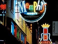 Memphis! Home of my Baby!