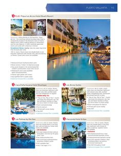 ISSUU - 2014 Mexico Vacations by Traveline