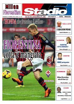 Milan Fiorentina 44 2014