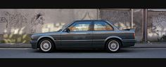 E30 325i Sport Photoshoot 1 by Super Triple L, via Flickr