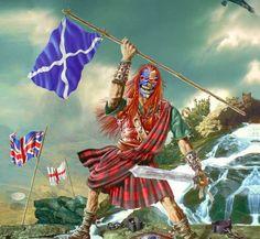 Eddie: The Clansman