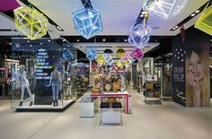 Topshop Oxford Circus flagship store by Dalziel and Pow, London