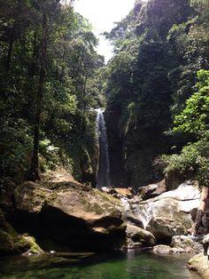 Cascada Pico Bonito, Honduras