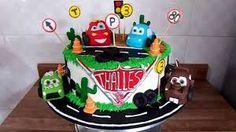 Resultado de imagem para bolos dos carros de chantilly