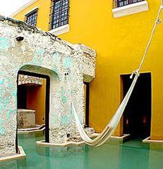 Si descanso en un hermoso sitio es lo que buscas, no dejes de recorrer #Campeche, en #Mexico.