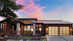 Ultra-Contemporary Knockout - 69113AM | 1st Floor Master Suite, Butler Walk-in Pantry, CAD Available, Contemporary, Den-Office-Library-Study, Luxury, Media-Game-Home Theater, Northwest, PDF, Photo Gallery, Premium Collection, Sloping Lot | Architectural Designs