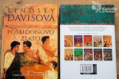 Kuchařka ze Svatojánu: LINDSEY DAVISOVÁ A JEJÍ MARCUS DIDIUS FALCO