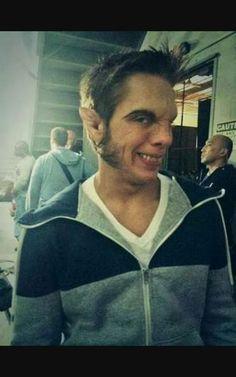 Dylan Sprayberry as Liam Dunbar Teen Wolf Scott, Stiles Teen Wolf, Aiden Teen Wolf, Teen Wolf Mtv, Teen Wolf Memes, Teen Wolf Funny, Malia Tate, Tyler Posey, Scott Mccall