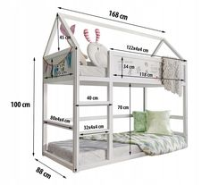 "Outstanding ""bunk bed ideas for teens"" information is available on our internet site. Kids Bedroom Designs, Kids Room Design, Girl Room, Girls Bedroom, Chambre Nolan, House Bunk Bed, Cool Kids Rooms, Kid Beds, Toddler Bed"