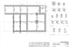 PLanTAS de estructuras TIPo Naruto, Floor Plans, Diagram, Plants, Architecture, Blue Prints, Floor Plan Drawing, House Floor Plans