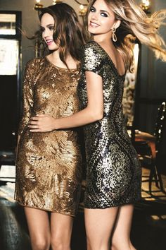 Next theme: dresses for new years parties passende outfits, outfits damen, New Years Eve Dresses, New Years Outfit, Ny Dress, Podium, Outfits Damen, Estilo Fashion, Little Dresses, Look Chic, Girls Night Out