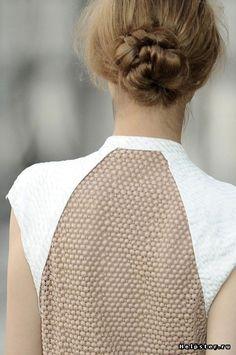 Помогите сшить майку с кружевной вставкой на спинке.Покидайте картинок / платья с кружевом на спине