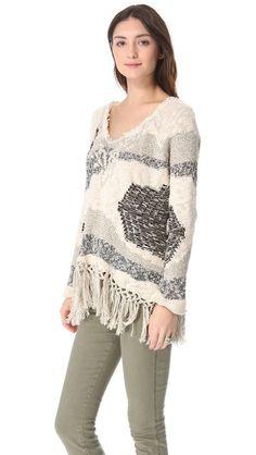 Free People Long Sleeve Sweater
