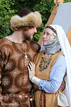 Medieval Slavic cost
