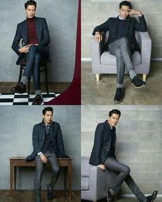 Jo In Sung for Parkland Korean Men, Korean Actors, Asian Boys, Asian Men, Love 2014, Jo In Sung, Chihuahua Love, Men Clothes, Stylish Men