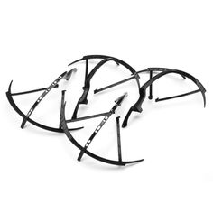 Spare 4 x Protective Frame for Yizhan Tarantula X6 / JJRC H16 RC Quadcopter - BLACK