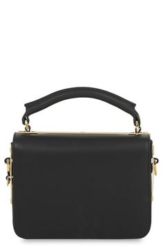 Sophie Hulme Sophie Hulme 'Finsbury' Leather Shoulder Bag available at #Nordstrom